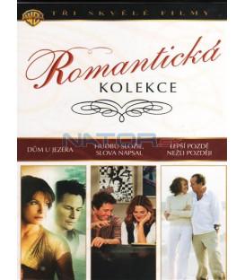 Romantická kolekce 3DVD