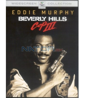 Policajt v Beverly Hills III (Beverly Hills Cop III) DVD