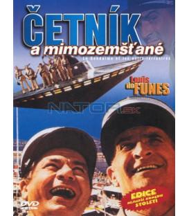 Četník a Mimozemšťané (Le Gendarme et les extra-terrestres) DVD