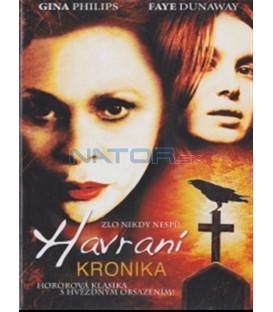 Havraní kronika (Jennifers Shadow) DVD