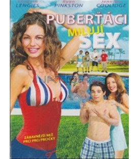 Puberťáci milují sex (Foreign Exchange) DVD