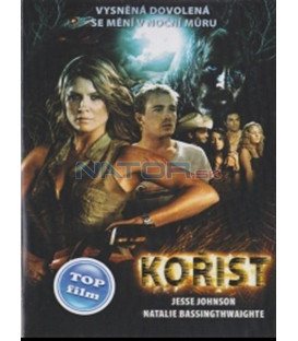 Kořist (Dreamtime´s Over) DVD