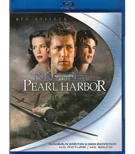 Pearl Harbor- Blu-ray