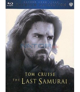 Poslední samuraj- Blu-ray Premium collection (The Last Samurai)