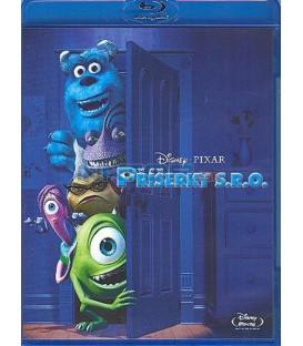 Příšerky s.r.o.- Blu-ray (Monsters Inc.)
