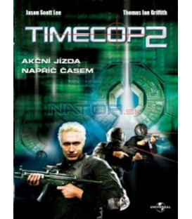 Timecop 2 (Timecop: The Berlin Decision) DVD