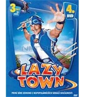 LAZY TOWN – 4. DVD (lazy town) – SLIM BOX DVD