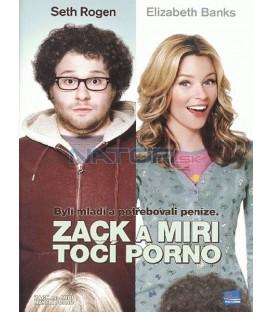 Zack a Miri točí porno (Zack and Miri Make a Porno) DVD