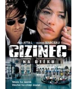 Cizinec na útěku (Anthony Zimmer) DVD