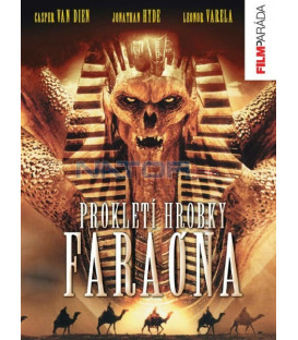 Prokletí hrobky faraóna (The Curse of King Tut´s Tom) DVD
