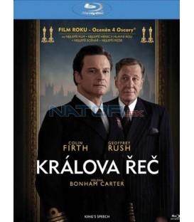 Králova řeč Blu-ray (The Kings Speech )