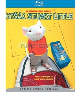 Myšák Stuart Little Blu-ray (Stuart Little)