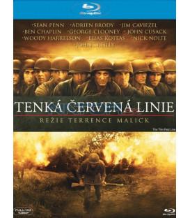 Tenká červená linie  (The Thin Red Line) Blu-ray