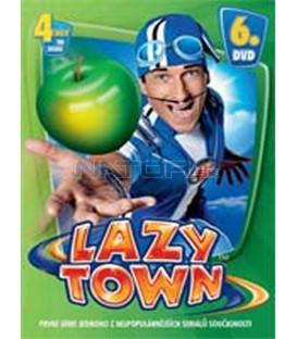 LAZY TOWN – 6. DVD (LAZY TOWN) – SLIM BOX DVD
