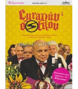 Cyranův ostrov 1 DVD