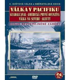 Guadalcanal – americká první ofenzíva