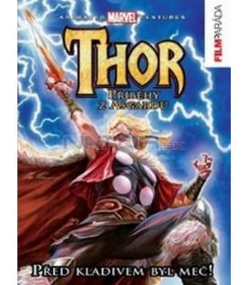 Thor: Příběhy z Asgardu DVD