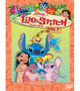 Lilo a Stitch 1. série - disk 7