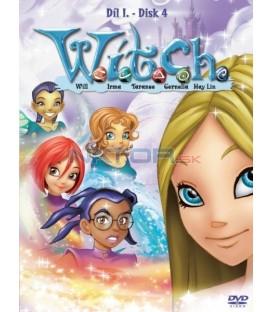 W.I.T.C.H 1.série - disk 4 (W.I.T.C.H. Vol 1 - Disc 4)