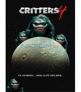 Critters 4 (Critters 4.) DVD