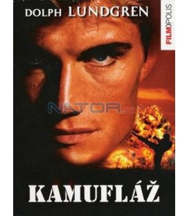 Kamufláž (Cover-Up) DVD