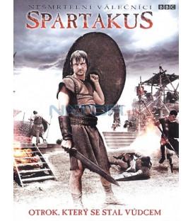 Nesmrtelní válečníci -DVD 1 Spartakus (Heroes and Villains: Spartacus) DVD