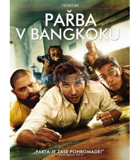 Vo štvorici po opici 2 / Pařba v Bangkoku (The Hangover Part II)