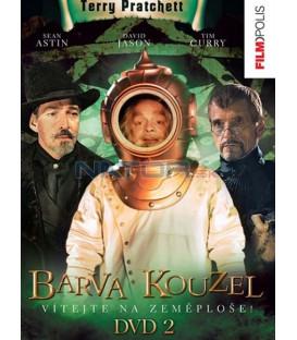 Barva kouzel DVD II. ( The Colour of Magic ) DVD