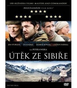 Útěk ze Sibiře (The Way Back) 2010 DVD