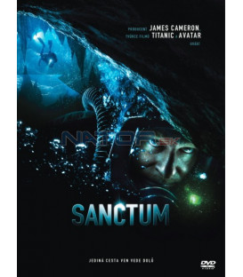 Sanctum (Sanctum) DVD
