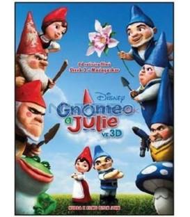 Gnomeo & Julie (Gnomeo and Juliet) DVD