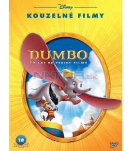 Dumbo - Disney Kouzelné filmy č.18   (Dumbo )