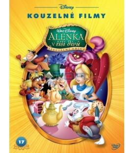 Alenka v říši divů (animovaná) S.E. - Disney Kouzelné filmy č.17   (Alice In Wonderland S.E.(animated))