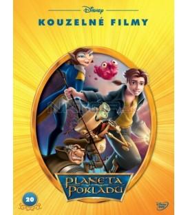 Planeta pokladů - Disney Kouzelné filmy č.20   (Treasure Planet)
