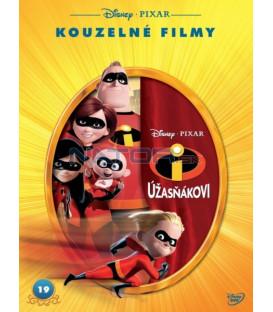 Rodinka úžasných / Úžasňákovi S.E. 2DVD - Disney Kouzelné filmy č.19   (The Incredibles)