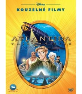 Atlantida: tajemná říše - Disney Kouzelné filmy č.26 (Atlantis: The Lost Empire)