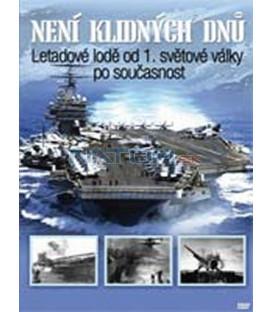 Není klidných dnů: Letadlové lodě (No Easy Days) – SLIM BOX
