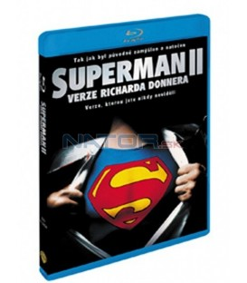 Superman II: Verze Richarda Donnera (Blu-ray) (Superman II: Richard Donner Cut)
