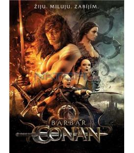 Barbar Conan 2011 (Conan the Barbarian) DVD