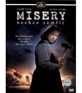 Misery nechce zemřít (Misery) DVD