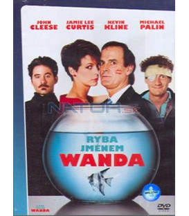 Ryba jménem Wanda (Fish Called Wanda, A) DVD