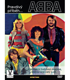 Pravdivý příběh ... ABBA  ( Abba - The Winner Takes It All) DVD