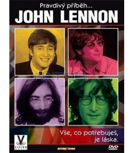 Pravdivý příběh… JOHN LENNON   (JOHN LENNON – ALL YOU NEED IS LOVE )