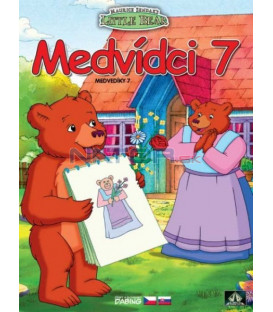 Medvídci 7 (Little Bear 7) DVD