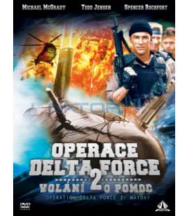 Operace Delta Force 2. - Volání o pomoc (Operation Delta Force II: Mayday) DVD