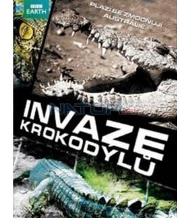 Invaze krokodýlů (Invasion of the Crocodiles) DVD
