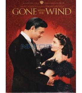 Jih proti Severu: Pětidisková sběratelská edice (Gone with the Wind UCE (70th Anniversary) (5 DVD))