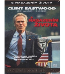 S nasazením života (In the Line of Fire) DVD