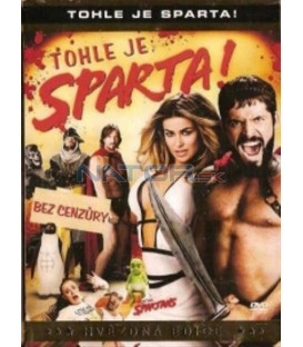 Tohle je Sparta! (Meet the Spartans) DVD