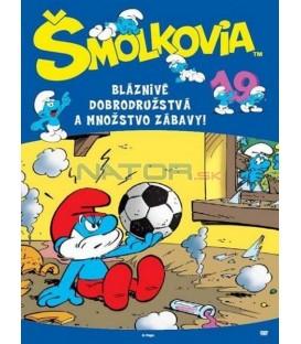 Šmoulové 19. - Bláznivé dobrodružstvá a množstvo zábavy! SK/CZ dabing